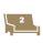 canapé-lit double largeur 140